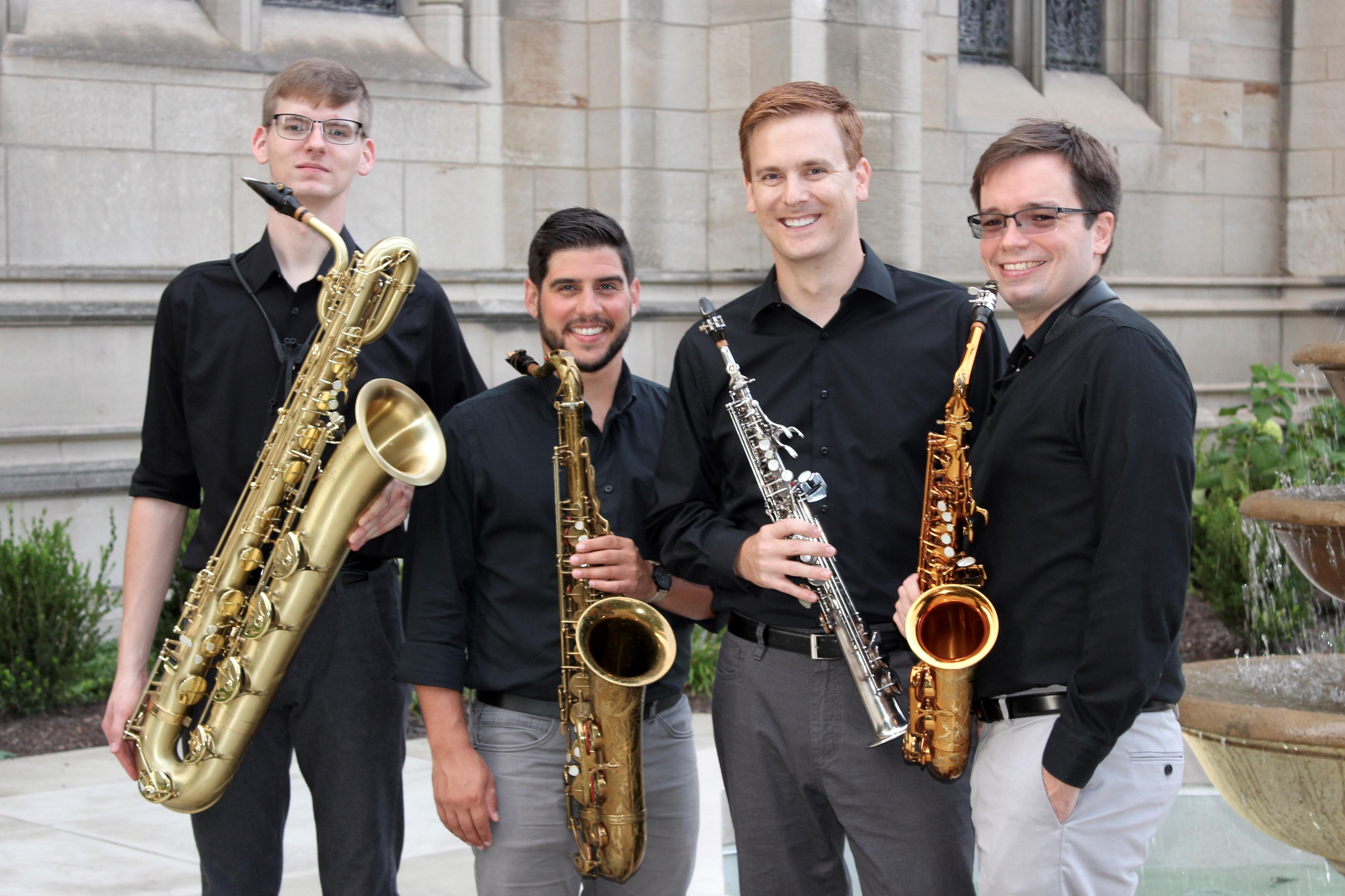 Bridges Saxophone Quartet