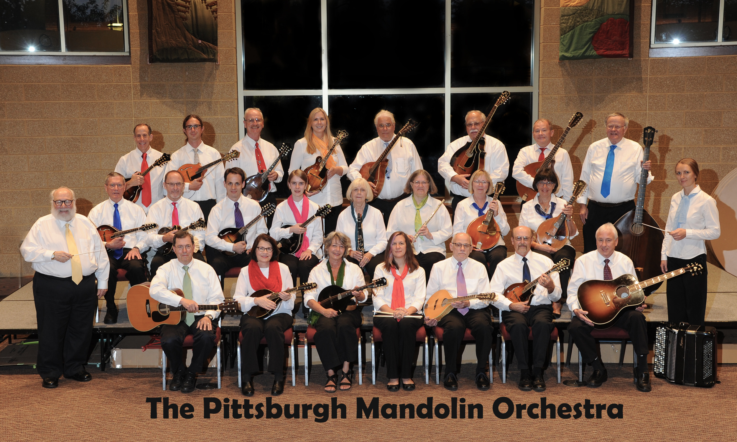Pittsburgh Mandolin Orchestra