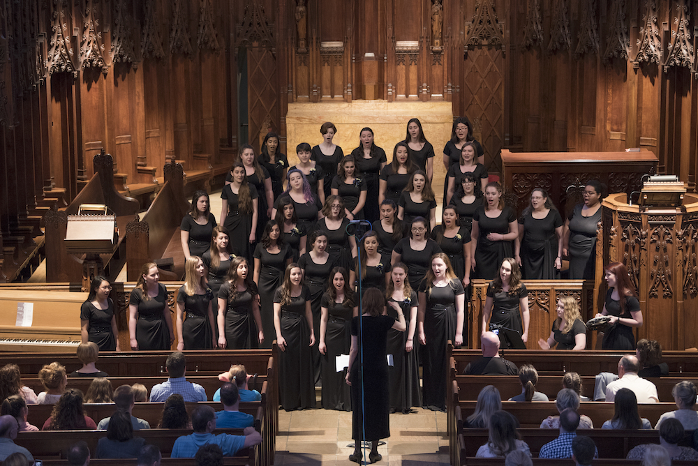 Women's Choral Ensemble Choir Festival