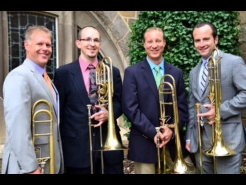 Jazz and More with the Pittsburgh Trombone Project