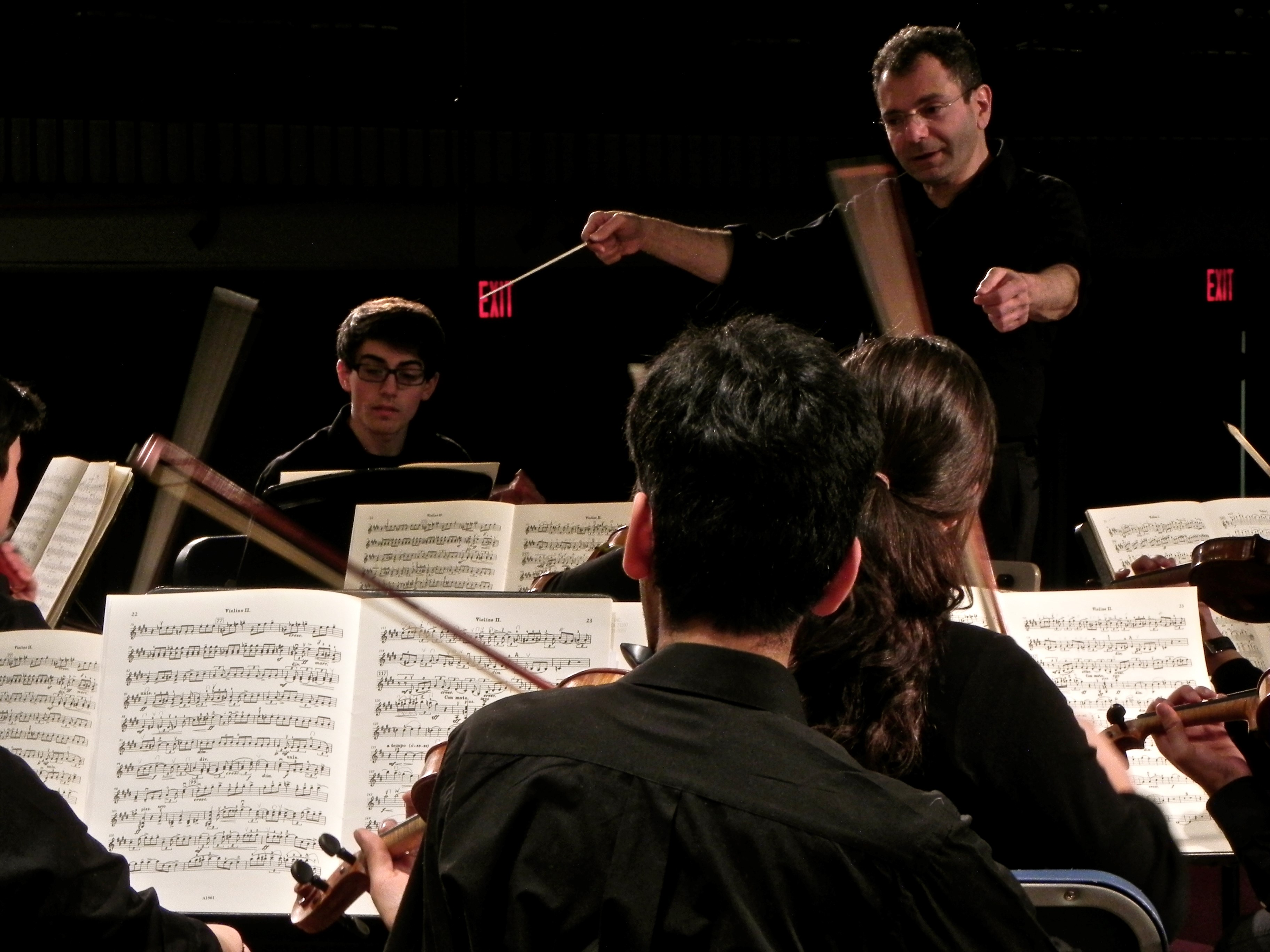 The University of Pittsburgh Symphony Orchestra