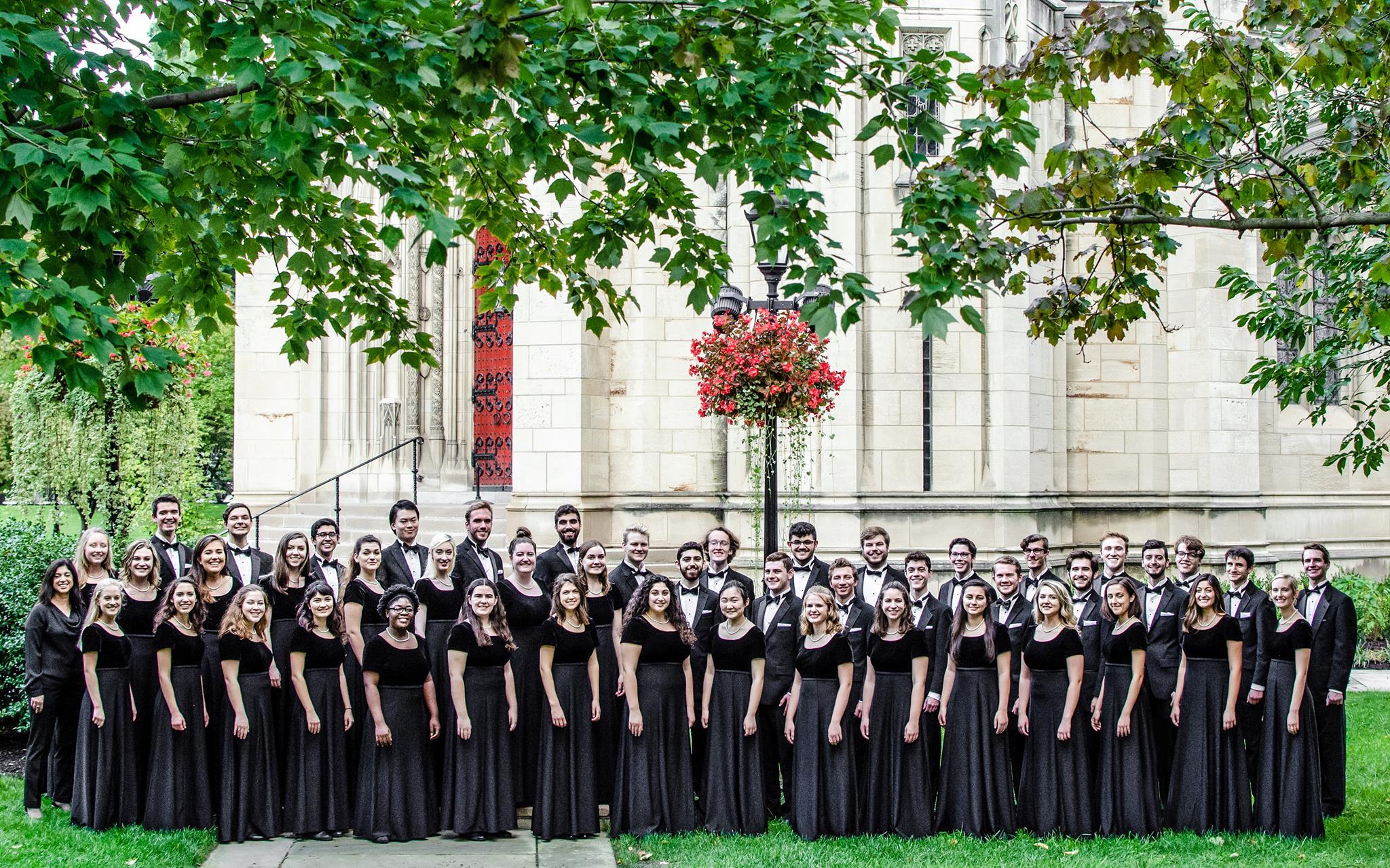Heinz Chapel Choir 80th Anniversary Concert