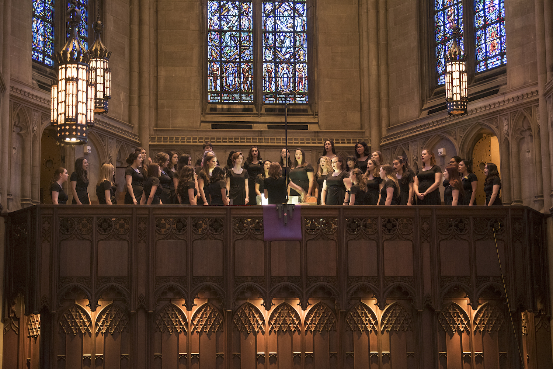 Women's Choral Ensemble Spring Concert