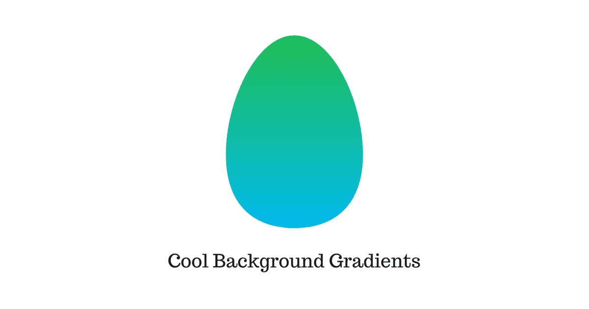 Gradient Background Colors Eggradients Com