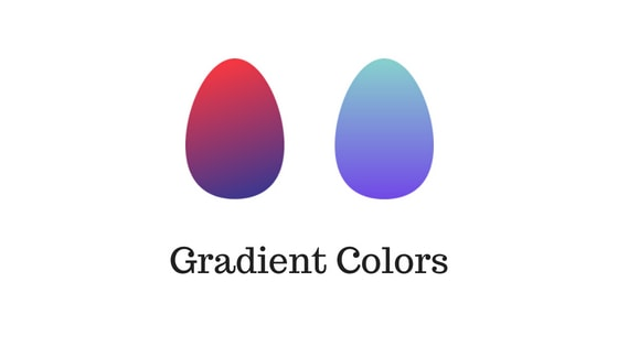 Gradients Color New Color Of The Internet