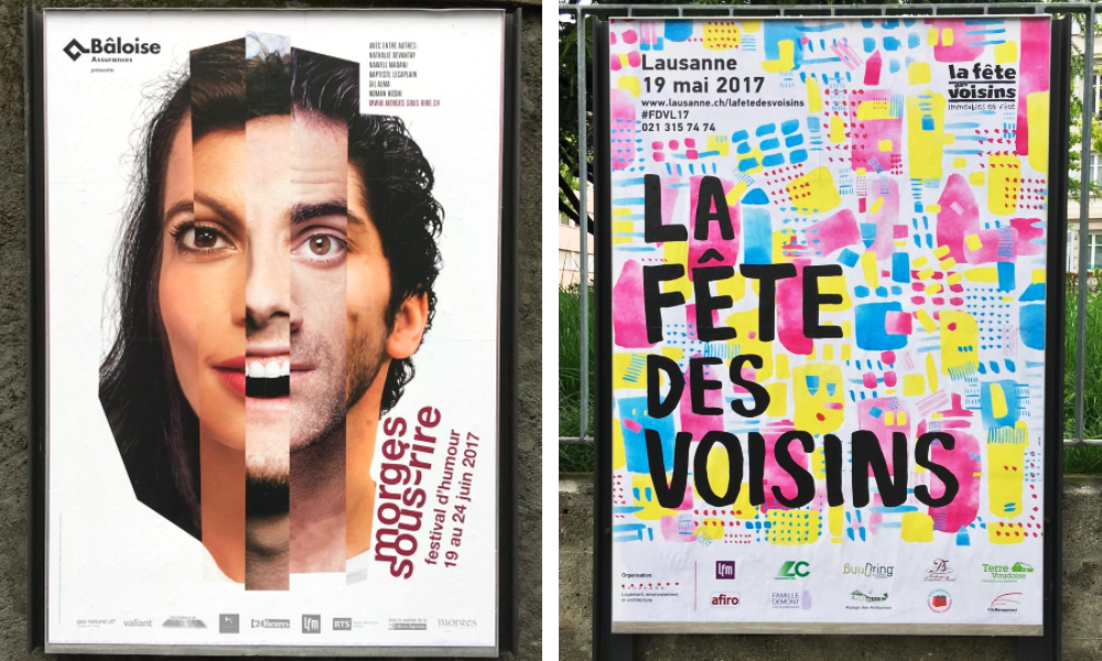 image of posters