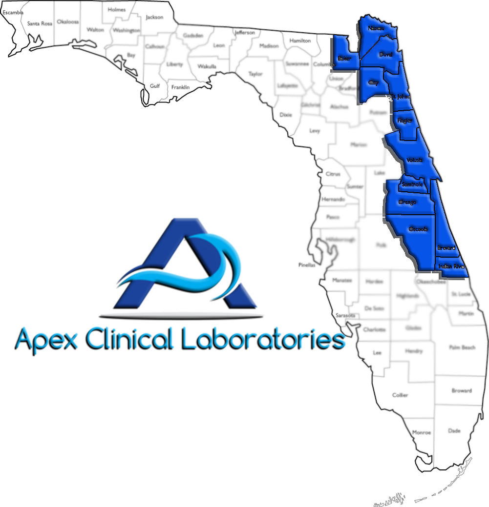 Apex Clinical Service Areas