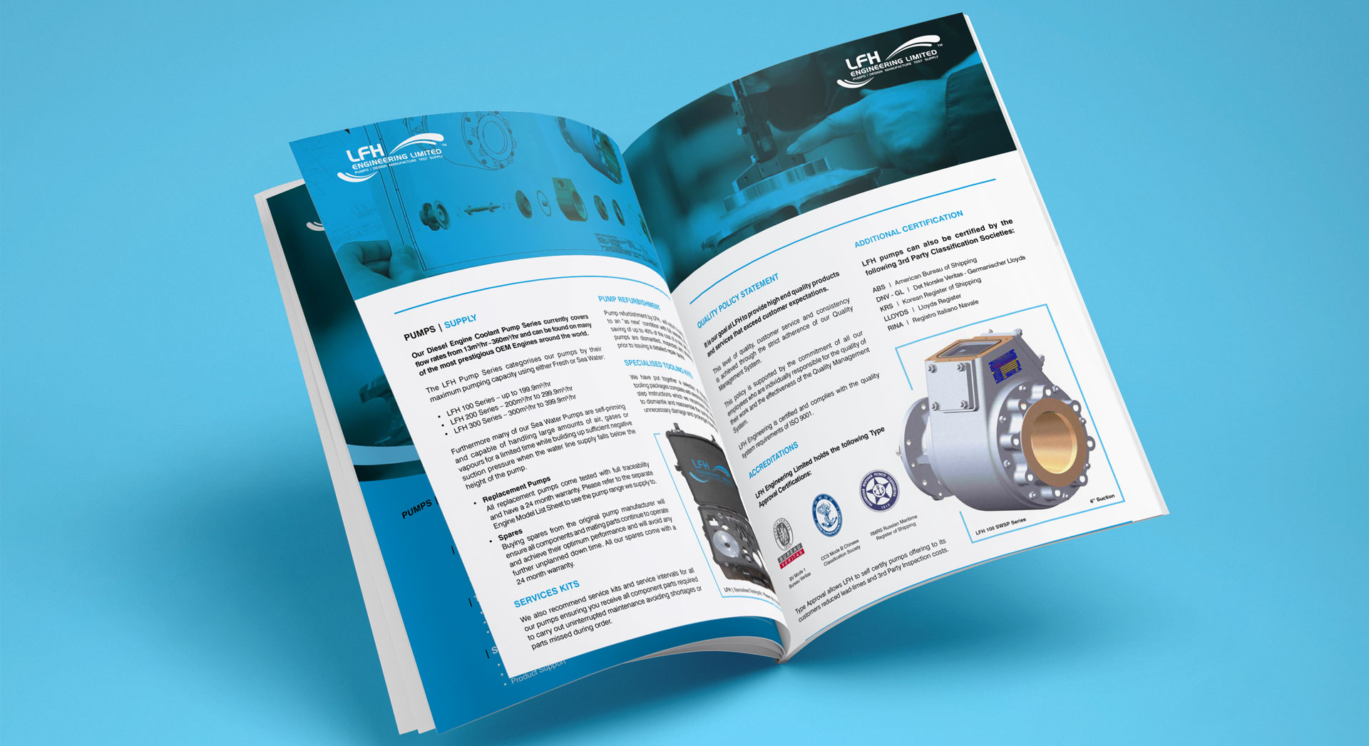 LFH Engineering Brochure