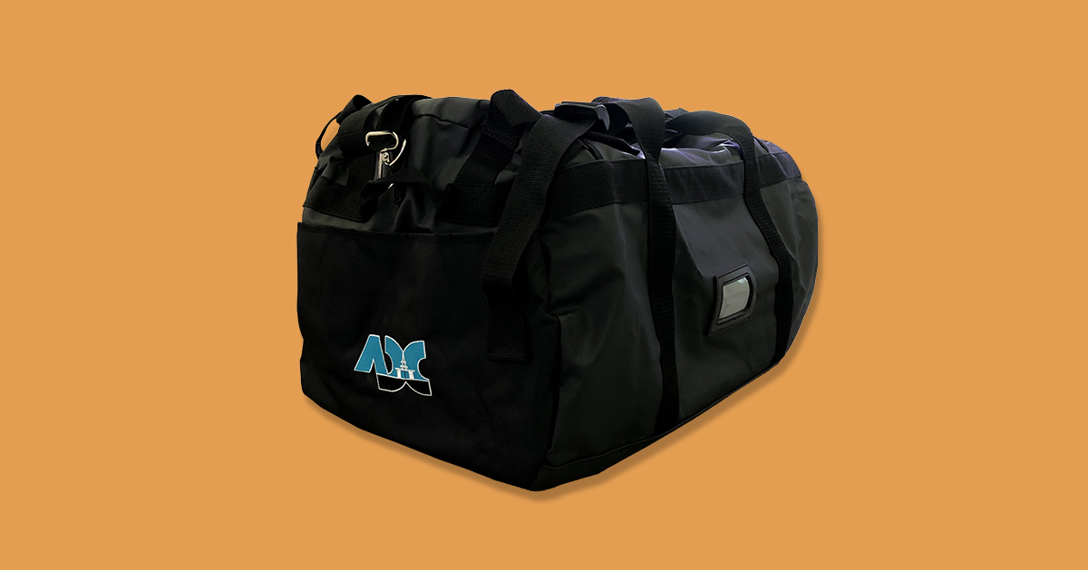 ADC Embroidered Kit Bag