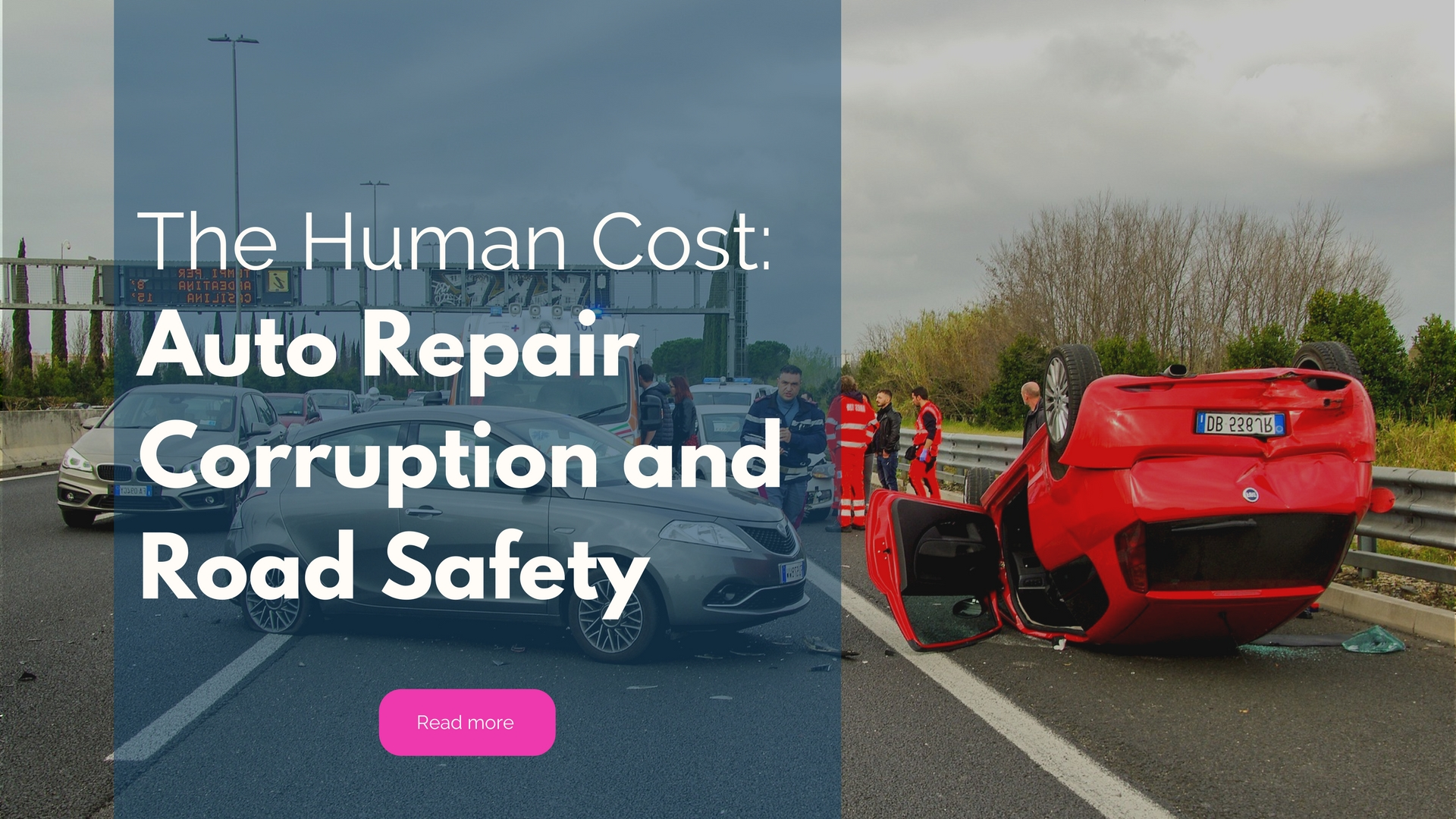 The Impact of Auto Repair Corruption on Road Safety
