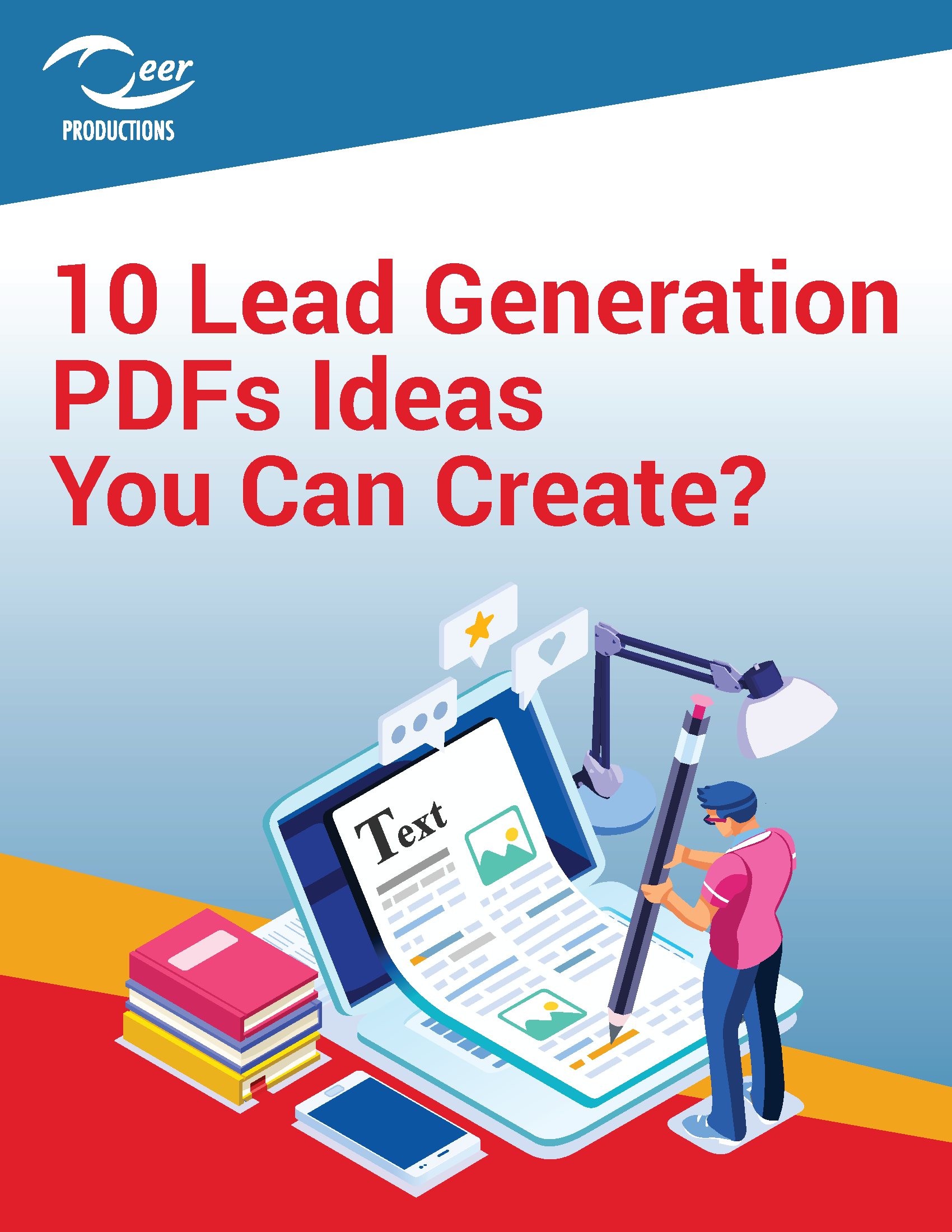 10 Lead Generation PDFs Ideas You Can Create In A Weekend