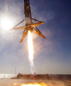 Flight-tested: SpaceX and the role of reusability in today's space age