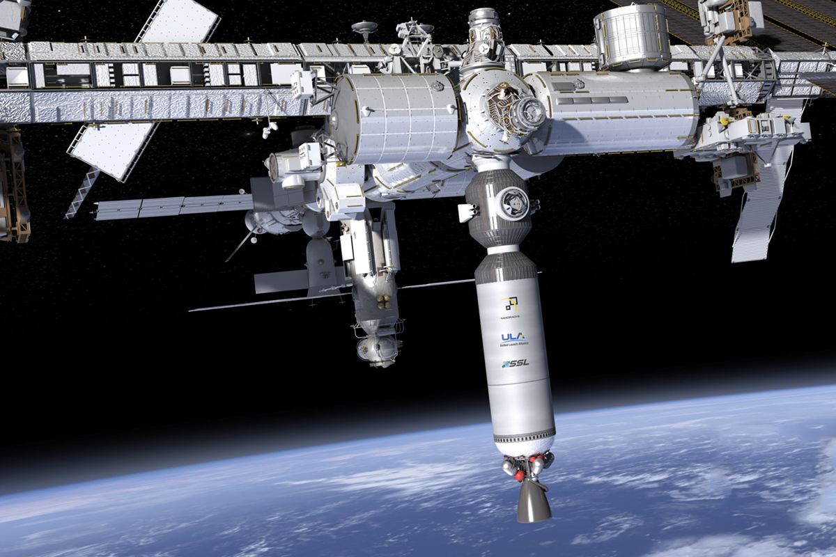 Reimagining Space Stations