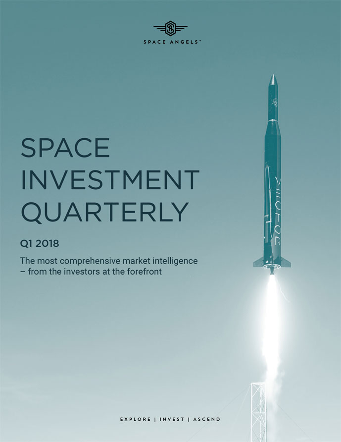 Space Investment Quarterly: Q1 2018