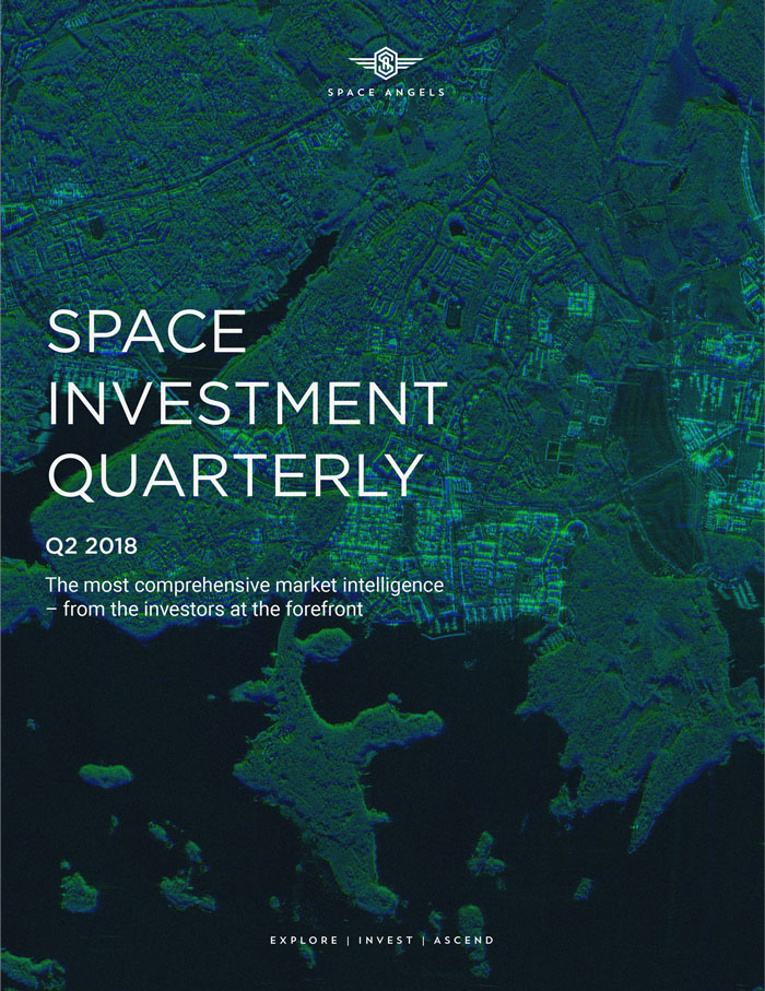 Space Investment Quarterly: Q2 2018