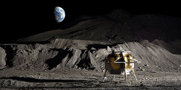 Commercial Moon Missions Given Boost by New NASA Funding