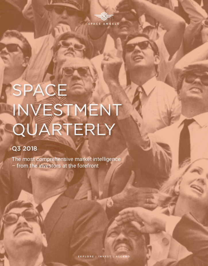 Space Investment Quarterly: Q3 2018