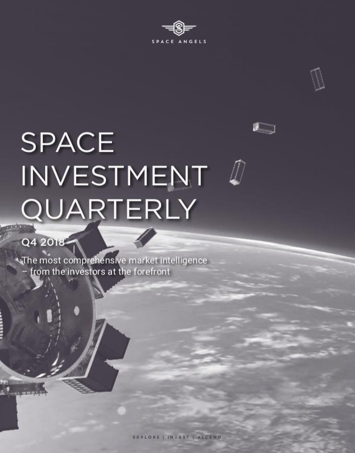 Space Investment Quarterly: Q4 2018
