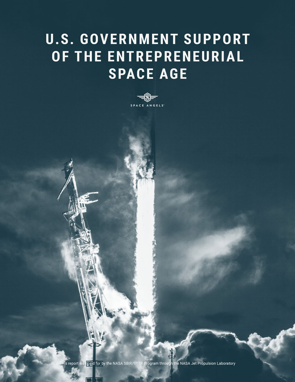 US Government Support of the Entrepreneurial Space Age