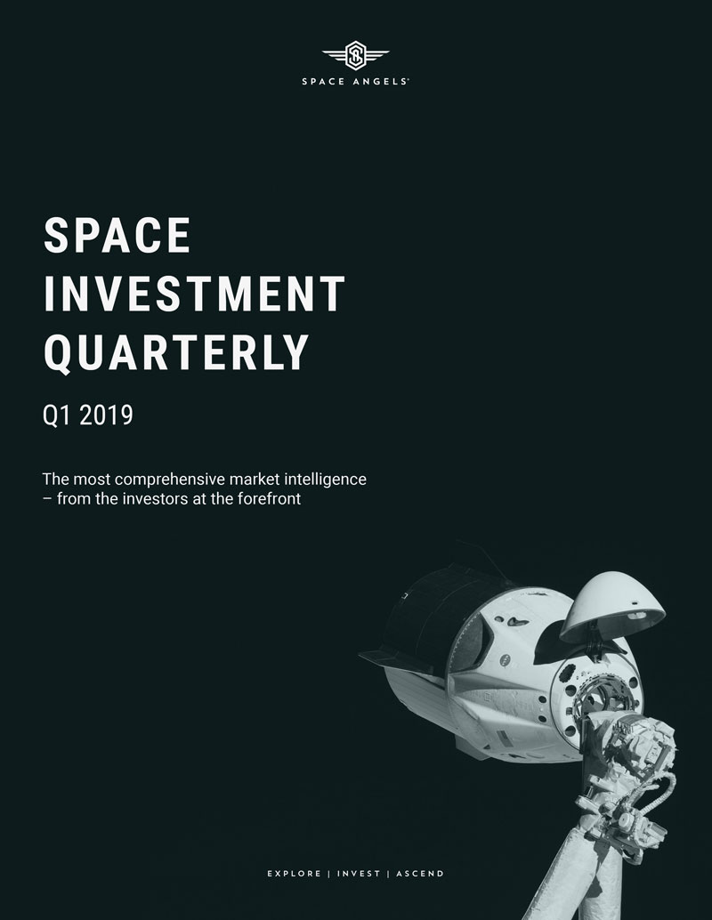 Space Investment Quarterly: Q1 2019