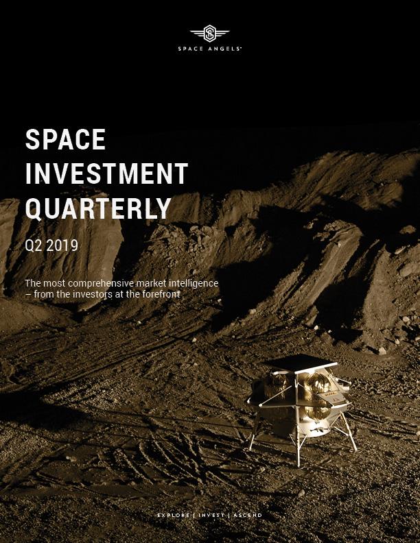 Space Investment Quarterly: Q2 2019