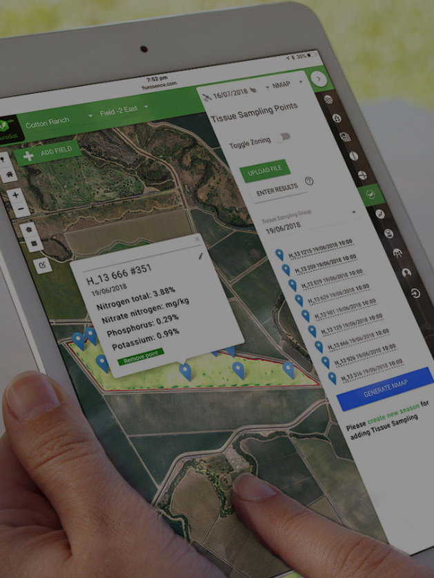 Analytics Platform Uses Space Data to Create the Future of Farming