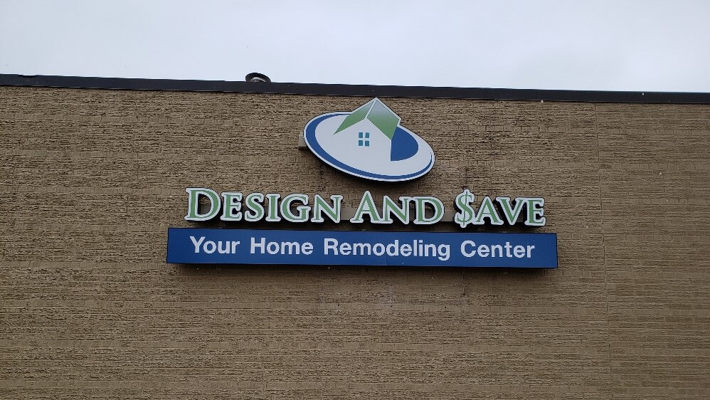 Design and Save outdoor Channel Letters