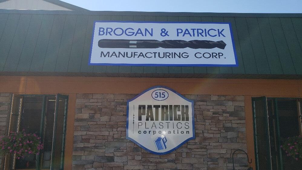 Brogan and Patrick Manufacturing Corp1
