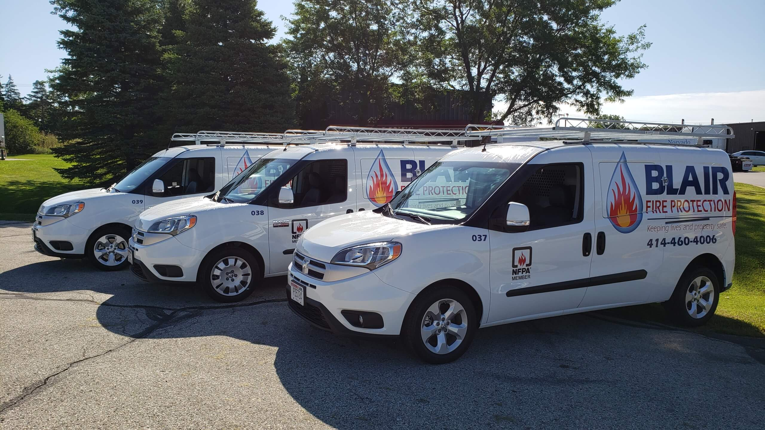 Fleet Graphics Signs Amp Lines By Stretch