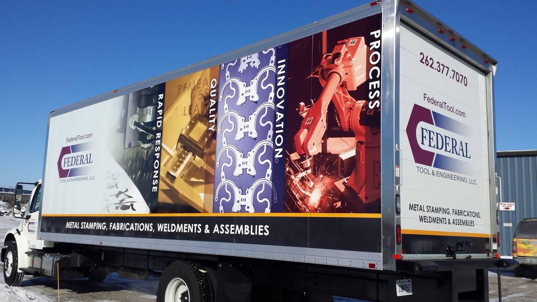 Truck and Trailer Fleet full graphics