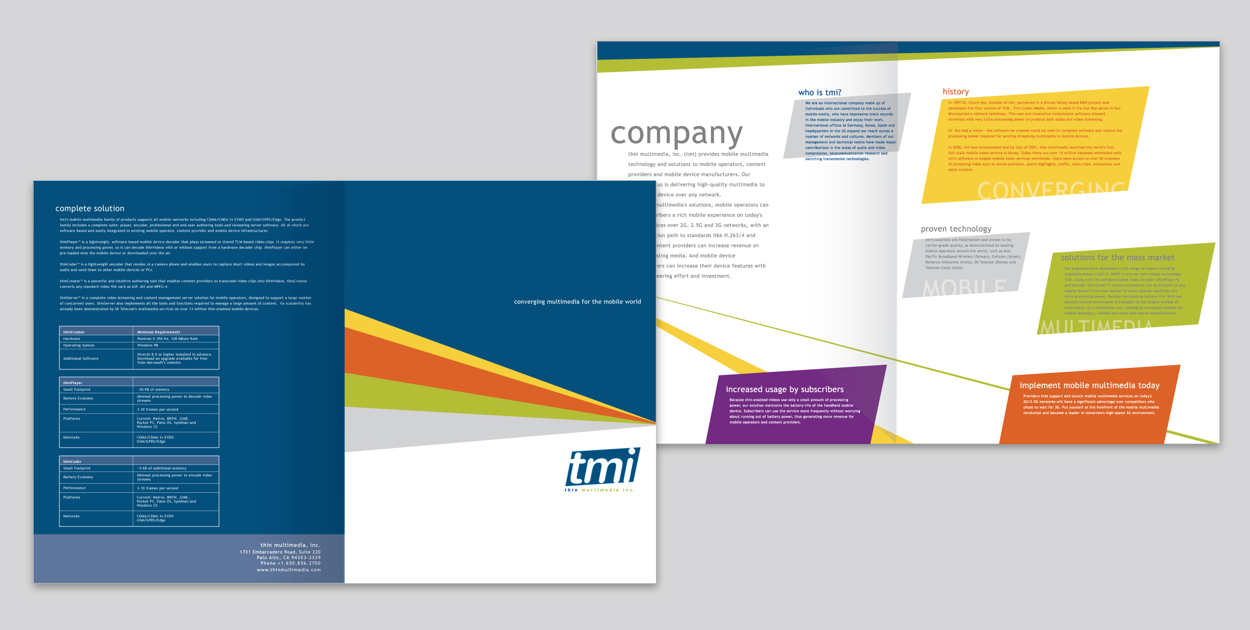 TMI Brochure