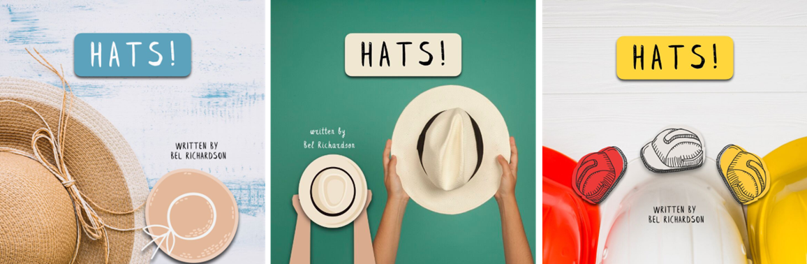 hats books