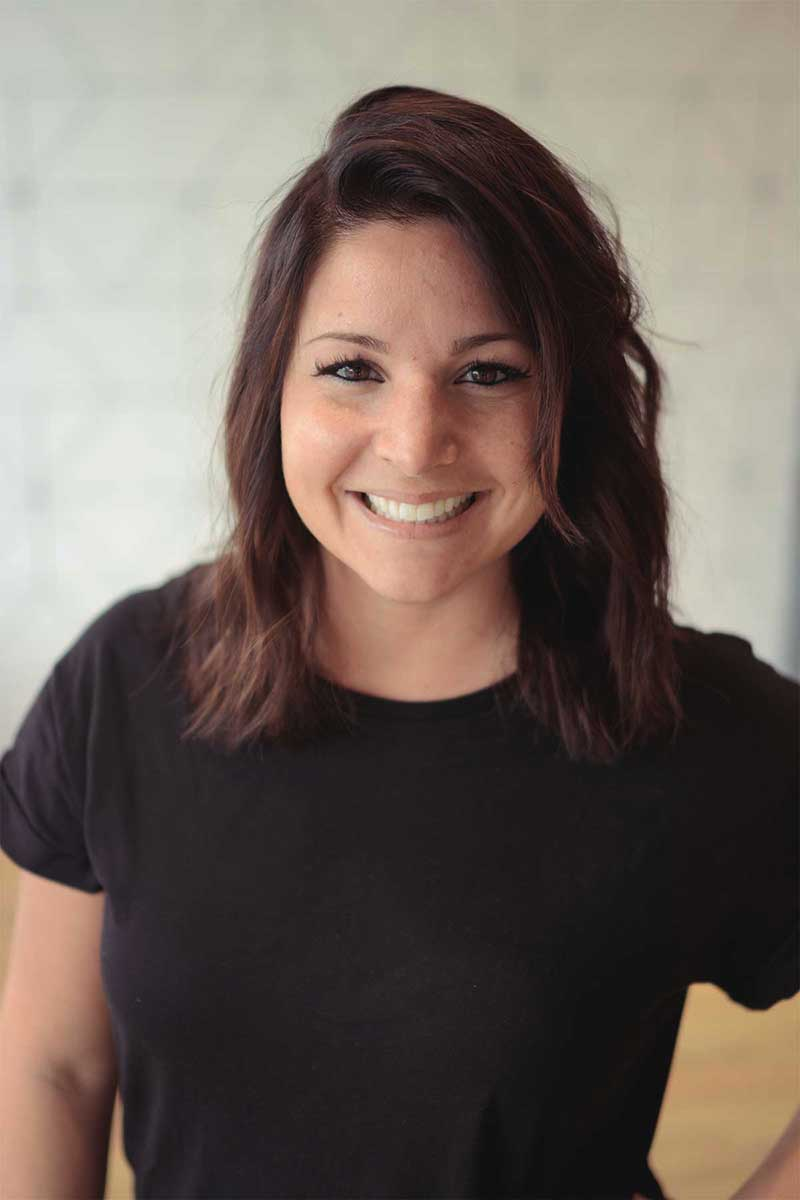Mylène Desrosiers - Team member