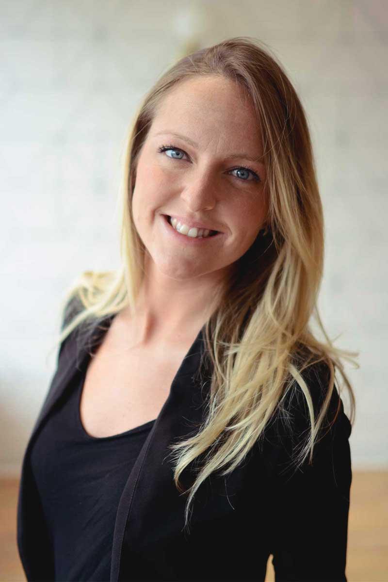 Mylène Rousseau - Team member