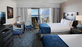 Deluxe Room with 2 Queen Beds and Ocean View