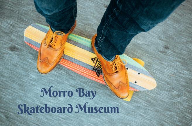 Morro Bay Skateboard Museum
