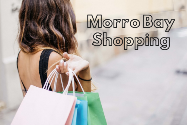 morro bay shopping