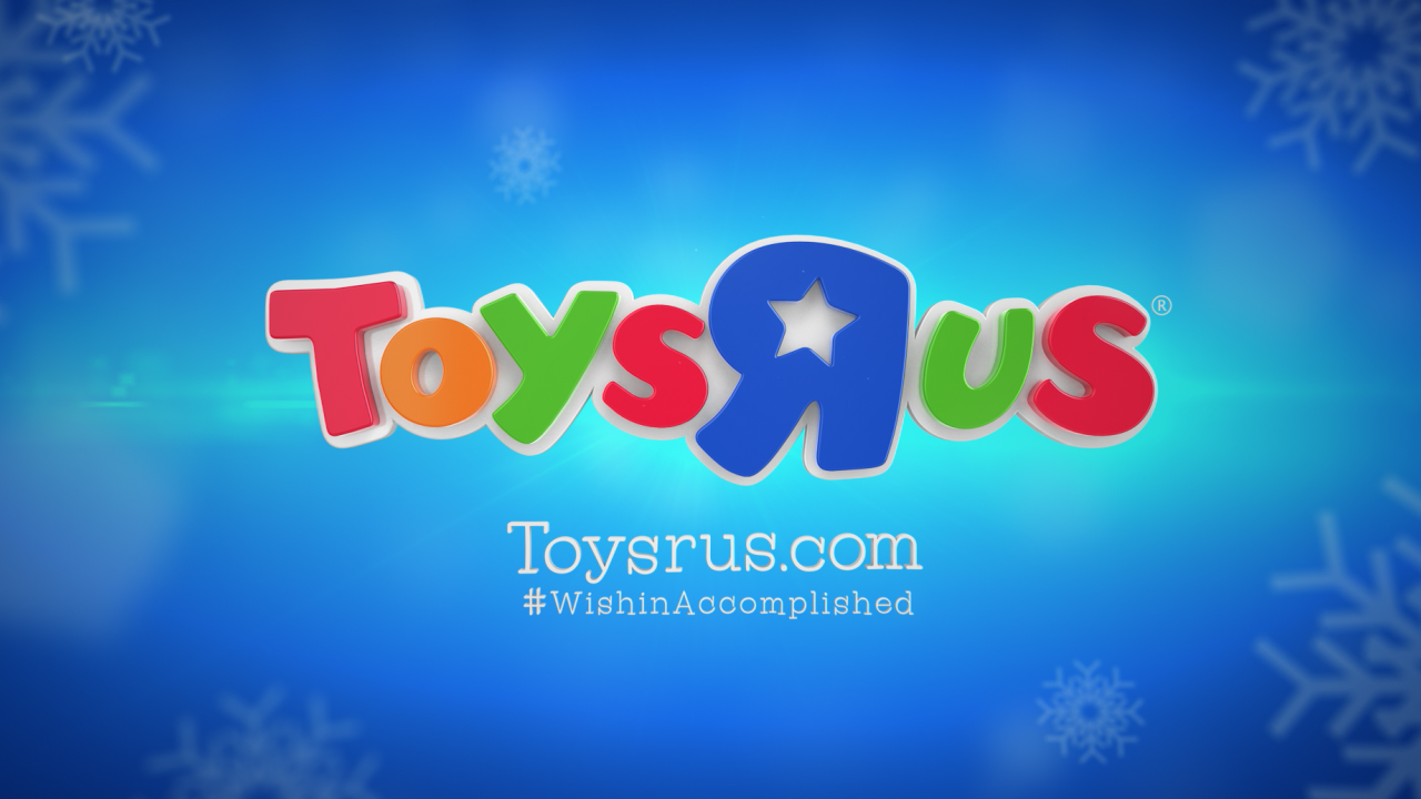 ToysRUs Toys R Us 3D Compositing Broadcast Kids Kid  Commercial The Escapepod Agency Digital Fiction Mike Kislovsky kgb