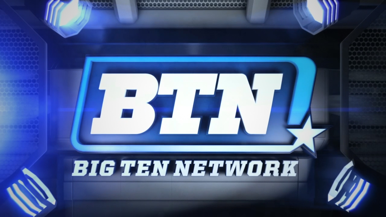 ᅠBig Ten Network 3D Broadcast Sports BTN Football 11 Dollar Bill Bridges Media Group Digital Fiction Mike Kislovsky kgb