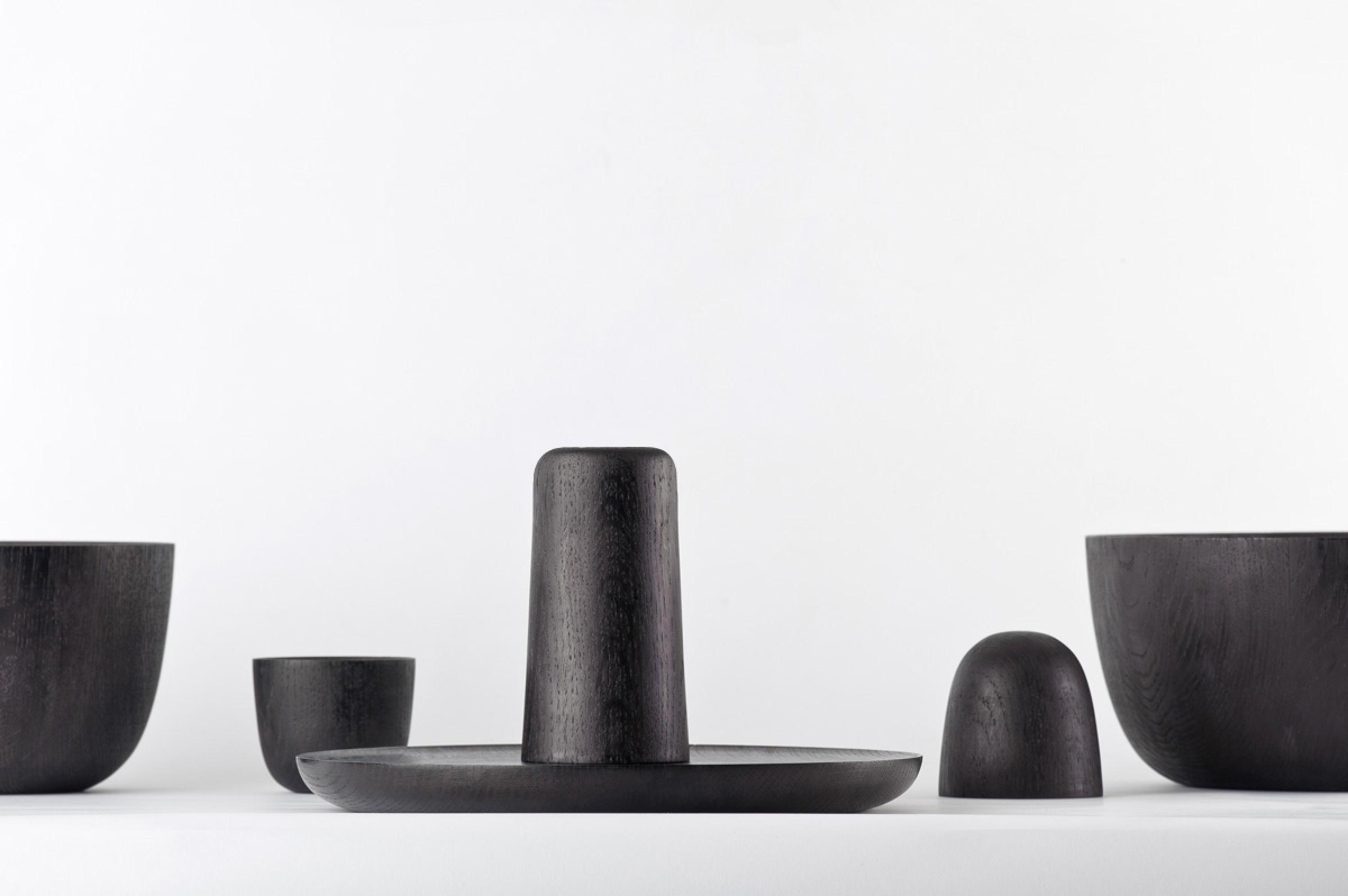 Collection présenté au Salone Del Mobile à Milano à l'institut Français.
