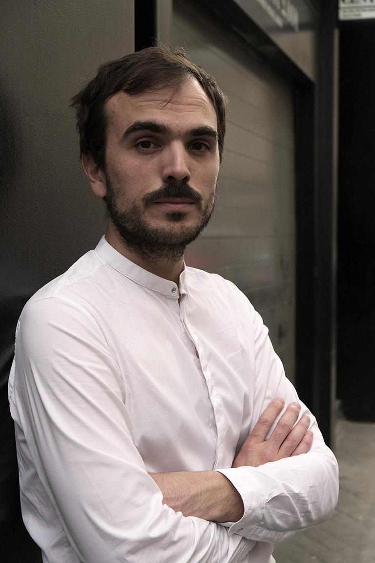 Designer Français Arnaud Desvignes