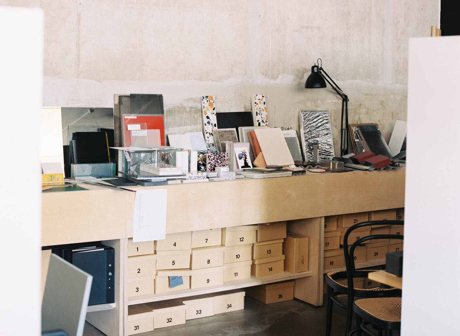 L'atelier de Bozarthfornell, bureau d'architecture