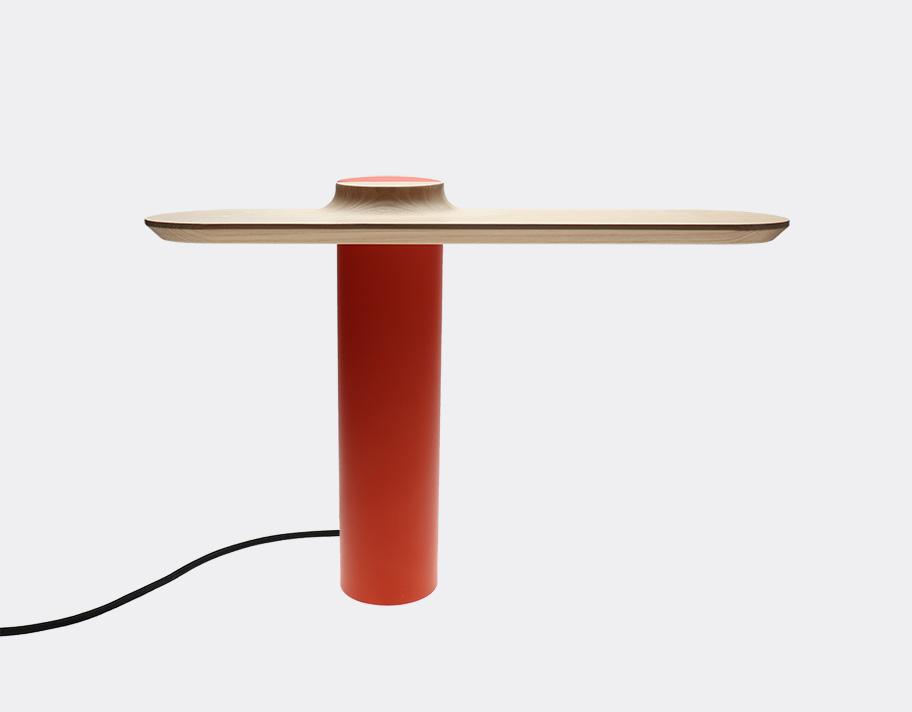 DANIEL edition, Plateau table lamp by Ferréol Babin