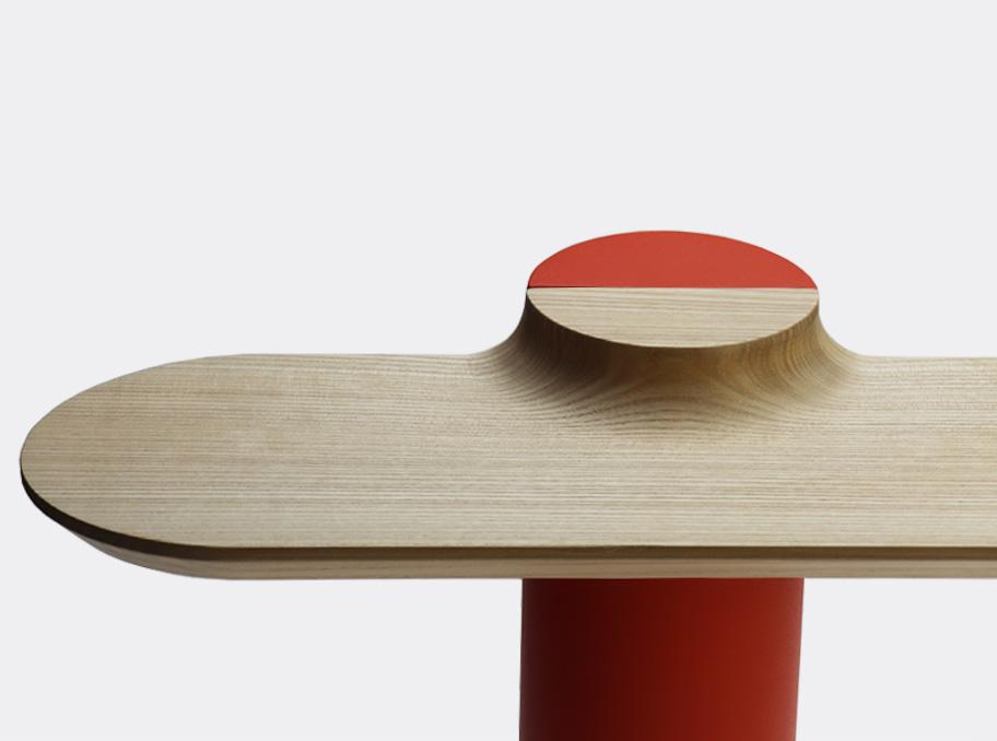 DANIEL edition, table lamp by Ferréol Babin