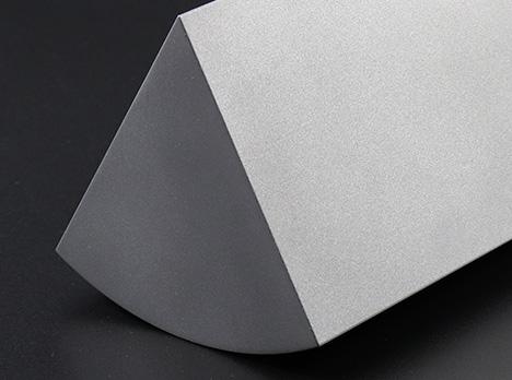 DANIEL edition, minimalist paperweight, design by Bozarthfornell