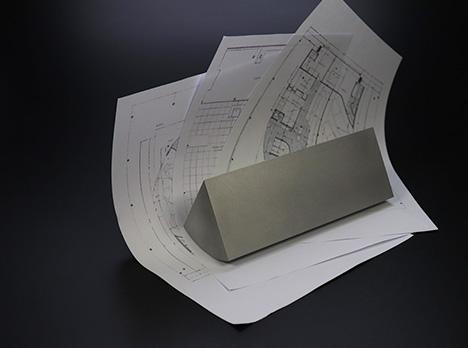 Presse-papier minimalist design