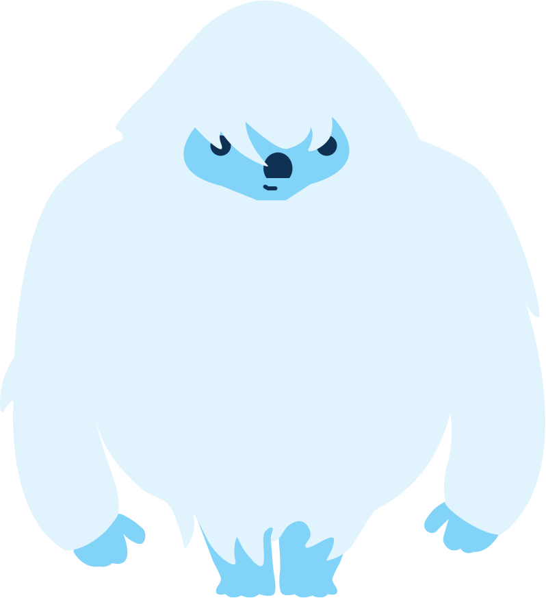 Illustration of the PetYeti Yeti