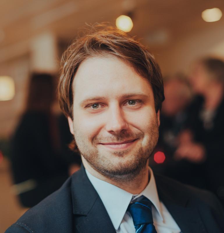 David Durman, CEO of Appmixer
