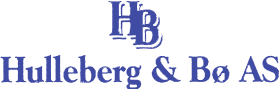 Hulleberg & Bø AS logo
