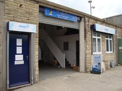 IND plumbing & heating Tetbury offices